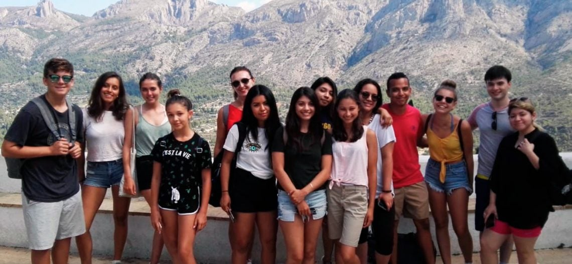 Spanish Courses for Juniors and Teens in Alicante
